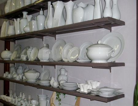 Lesclusivo ceramiche porcellane bianche ceramiche e porcellane